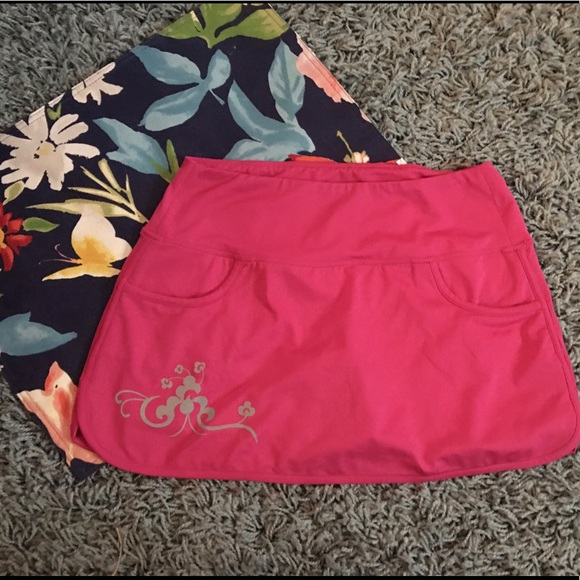Athleta Pants - - Athleta Running Skirt